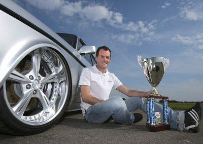 2007, Roger Olsson, Volvo 240