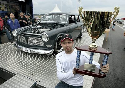 2006 Mattias Vöx, Volvo Amazon