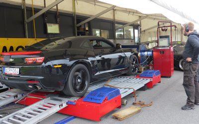 TS Motorsport på plats!