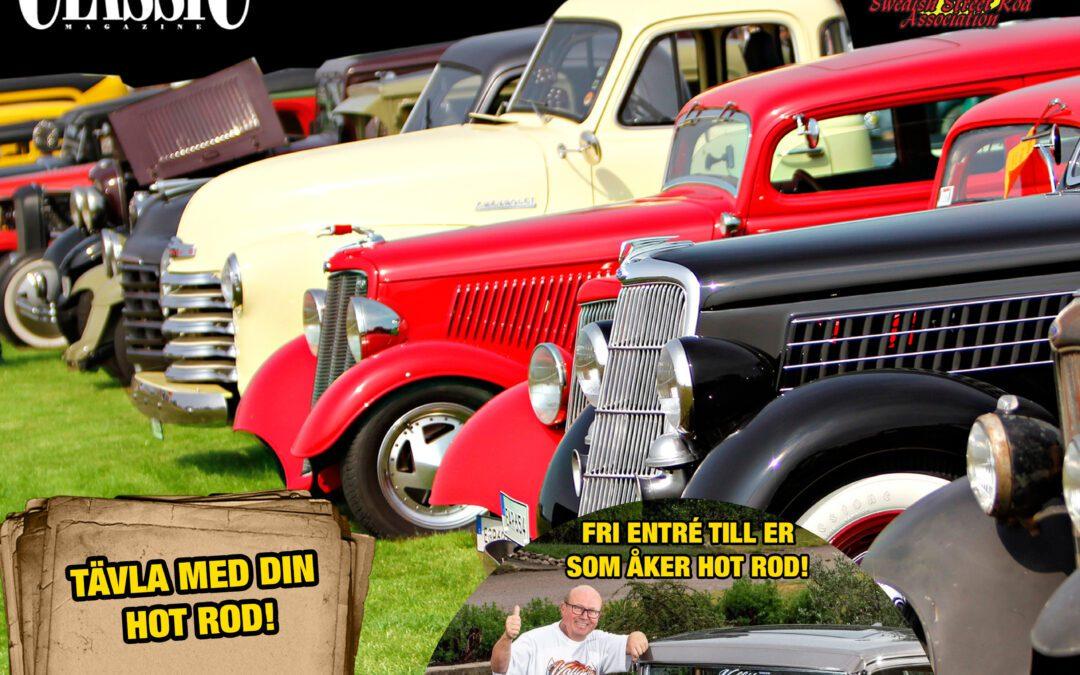Bilsport Classic Hot Rod Parade & Show